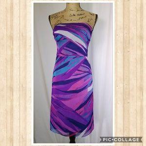 85ce32fd4e549 Banana Republic Dresses - Banana Republic Strapless Dress w Built-in Bra